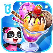 Baby Panda's Ice Cream Shop