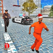 Drive Police Car Gangsters Chase : Free Games