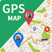 GPS Map Route Traffic Navigation