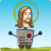 Jesus Christ The Robot of the Future