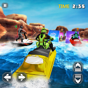 Jet Ski Water Racing Champion 3D