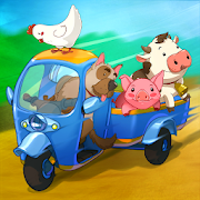 Jolly Days Farm: Time Management Game