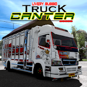 Livery Bussid Truck Canter