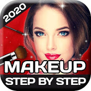 Make Makeup Step by Step in English Free