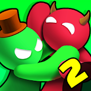 Noodleman.io 2 - Fun Fight Party Games