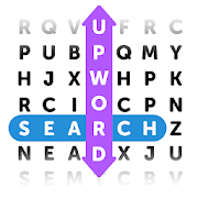 UpWord Search - Scrolling Word Search Puzzle Game