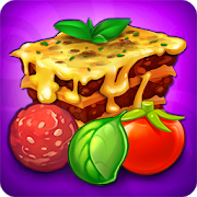 Yummy Drop! - A Free Match 3 Puzzle Cooking Game