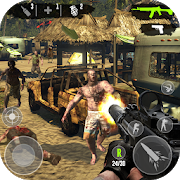 Zombie Shooter Hunt For Zombie 3D