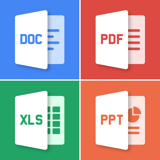 All Document Reader: PDF, excel, word, Documents