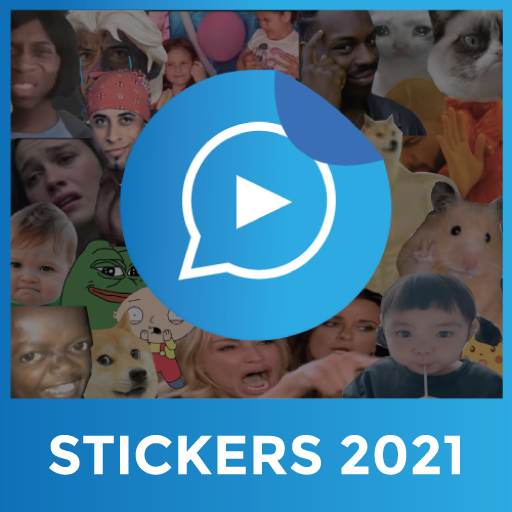 Animated Stickers for WhatsApp Free (WAStickerApp)
