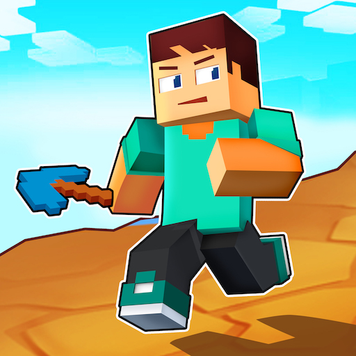 Craft Runner - Miner Rush: Building and Crafting