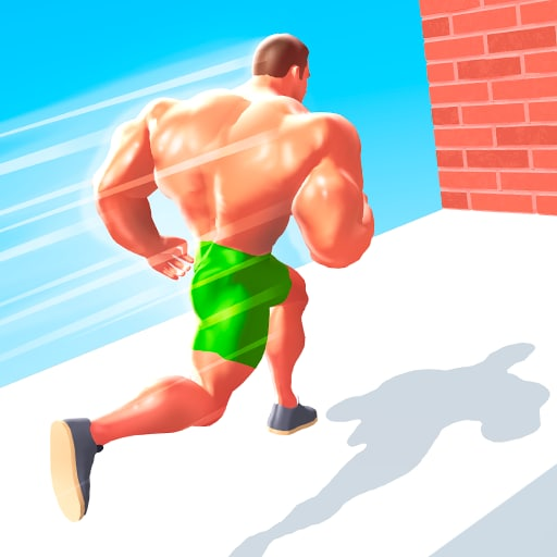 Muscle Rush - Smash Running Game