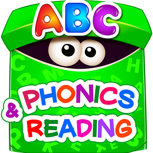 Baby ABC in box! Kids alphabet games for toddlers!