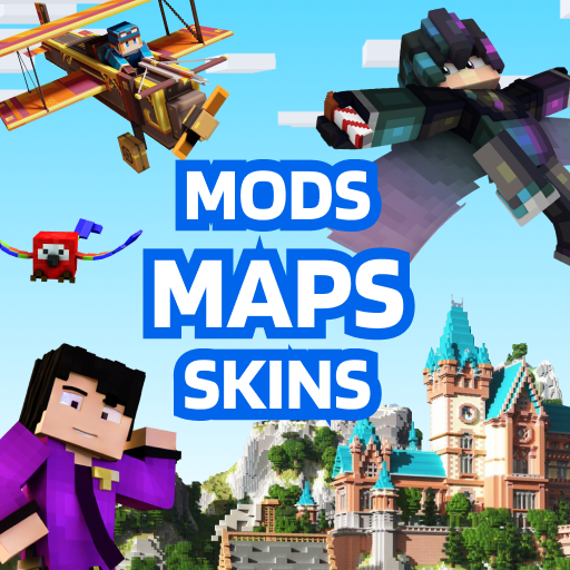 Mods Maps Skins for Minecraft