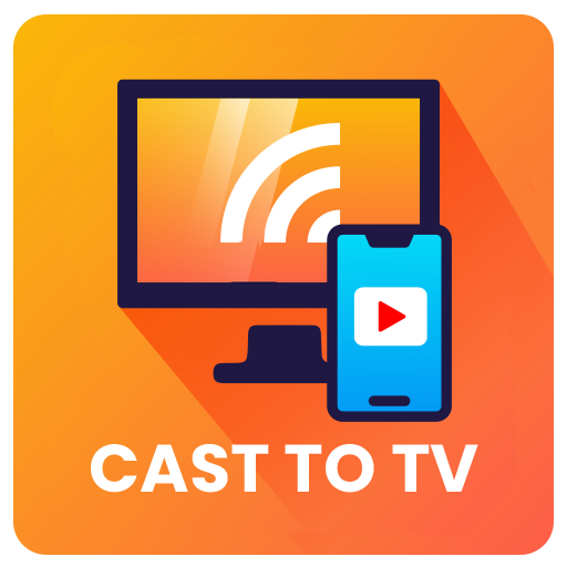Cast to TV App - Screen Mirroring for PC/TV/Phone