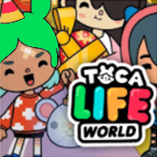 Toca Life City Town - Toca Life World Happy Guide