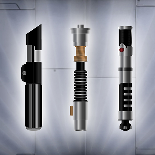 Space Force - Create your own lightsaber
