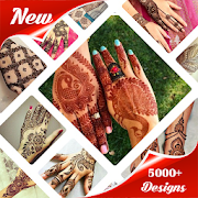1000+ Mehndi Designs : Arabic Mehndi Designs