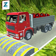 3D Truck Driving Simulator - Real Driving Games