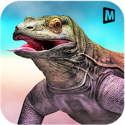 Angry Komodo Dragon: Epic RPG Survival Game