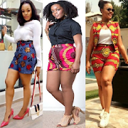 Ankara Shorts Fashion Styles