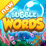 Bubble Words - Word Games Puzzle