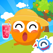 CandyBots Fruits Vegetables🍎Baby Kids Puzzle Game