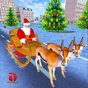 Christmas Santa Rush Gift Delivery- New Game 2019