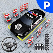 Crazy Traffic Police Car Parking Simulator 2019