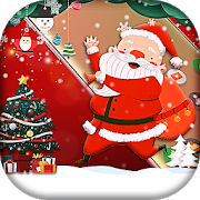 Cute Santa Claus Theme | Xmas Merry Christmas