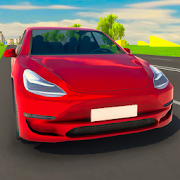 Electric Car Driver 2 : Real Modern Car Driving