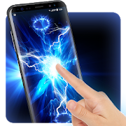 Electric Screen for Prank Live Wallpaper &Launcher