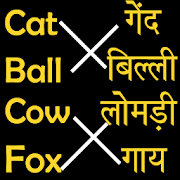 English to Hindi Word Matching