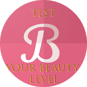 Face beauty test
