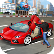 Gangster Driving: City Car Simulator Game