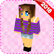 Girls Skins for Minecraft PE 🎮