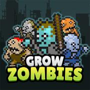 Grow Zombie inc - Merge Zombies