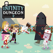 Infinity Dungeon 2 - Summoner Girl and Zombies