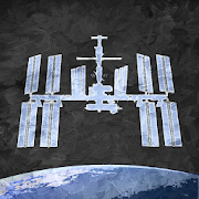 ISS Live Now: Live Earth View and ISS Tracker