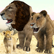 Lion Family Simulator 2020