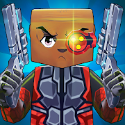 Madness Cubed : Survival shooter