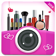 Makeup Camera - Beauty Face Photo Editor