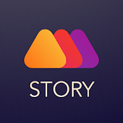 Mouve - animated video story maker for Instagram