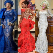 Nigerian Lace Fashion Styles