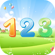 Number Bubbles - Learning Numbers Game for Kids 🔢