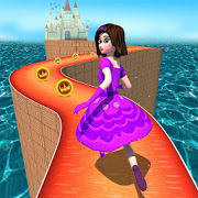 Princess Run 3D - Endless Running Game