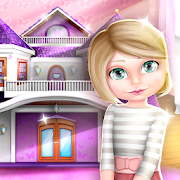 Room Designer Dollhouse Games