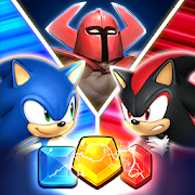 SEGA Heroes: Match 3 RPG Game with Sonic & Crew!