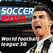 Soccer 2019 - World football league 3D