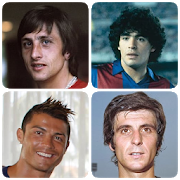 Soccer players - quiz about famous players!